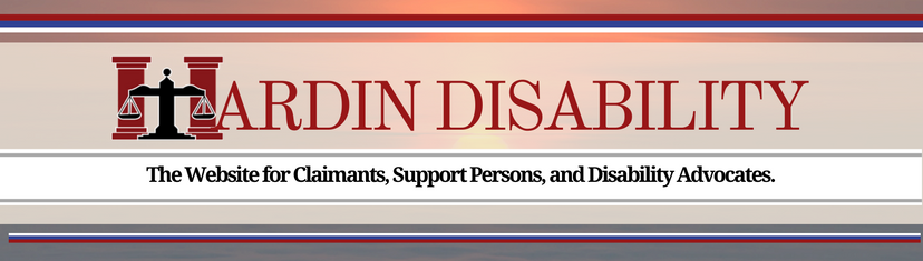 Hardin Disability - Social Security Disability SSDI & SSI